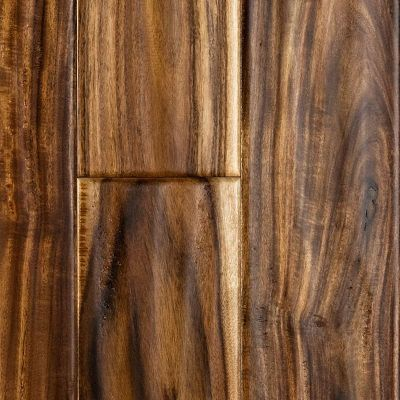3/4&#034; x 4-3/4&#034; Tobacco Road Acacia Handscraped